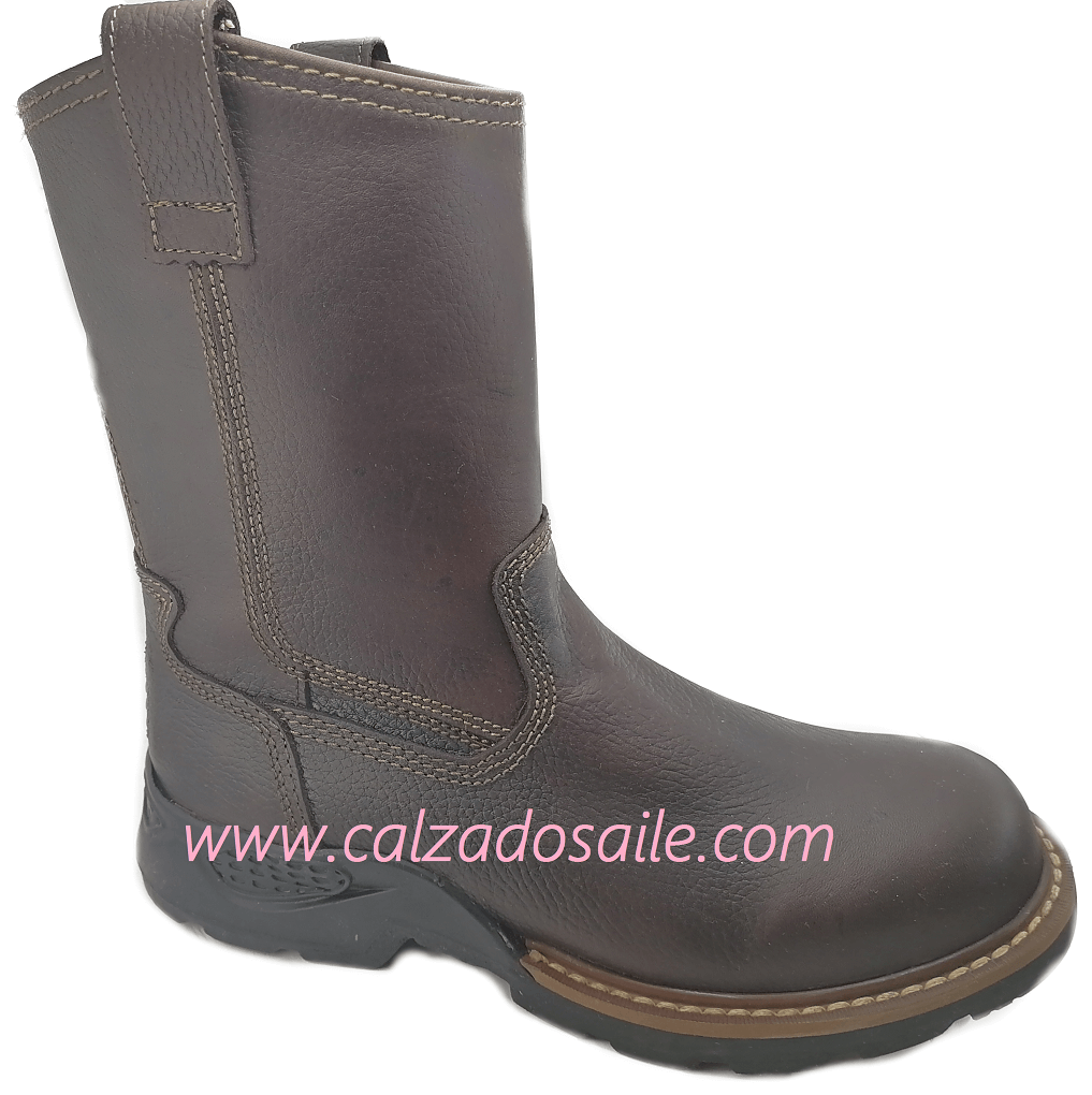 Bota Ropper sin casco Fish cafe (1)