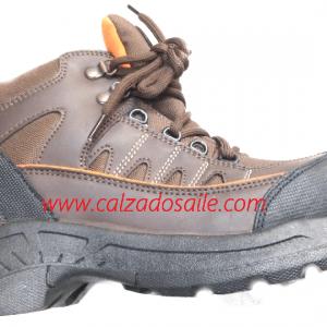 Bota Omar Castell Casco POLIAMIDA suela hule 25.5 al 28.5, super suela durable y cómoda, además muy fresca para traer del diario