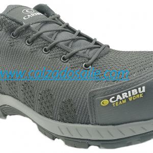 Tenis choclo Casco metálico mca Caribu ligero, fresco y durable
